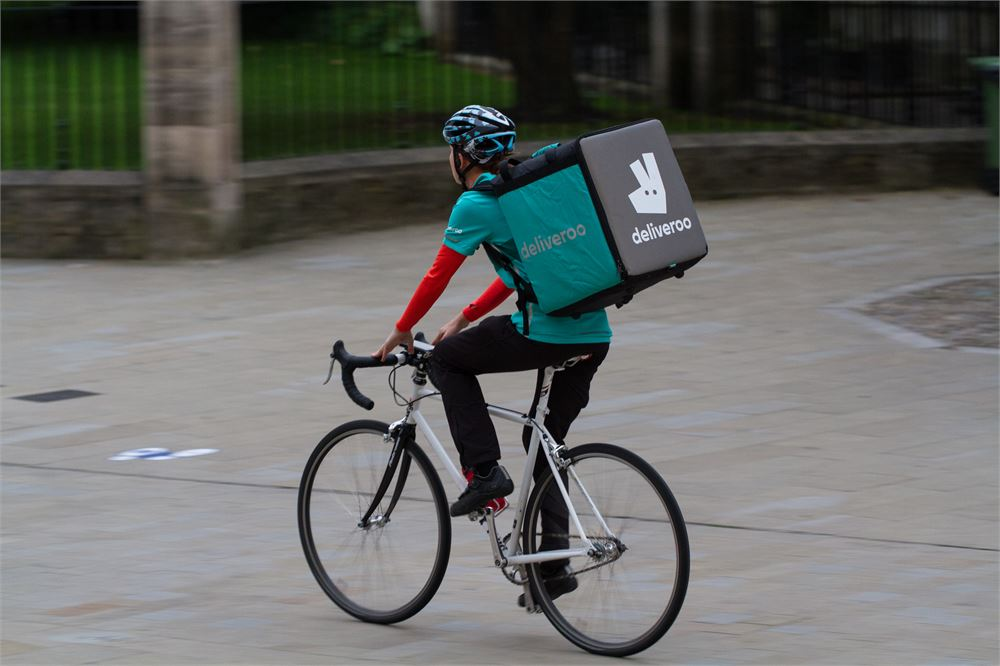 Deliveroo Ad Bags 300 Complaints From Viewers