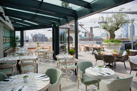 25 of the best rooftop bars in London