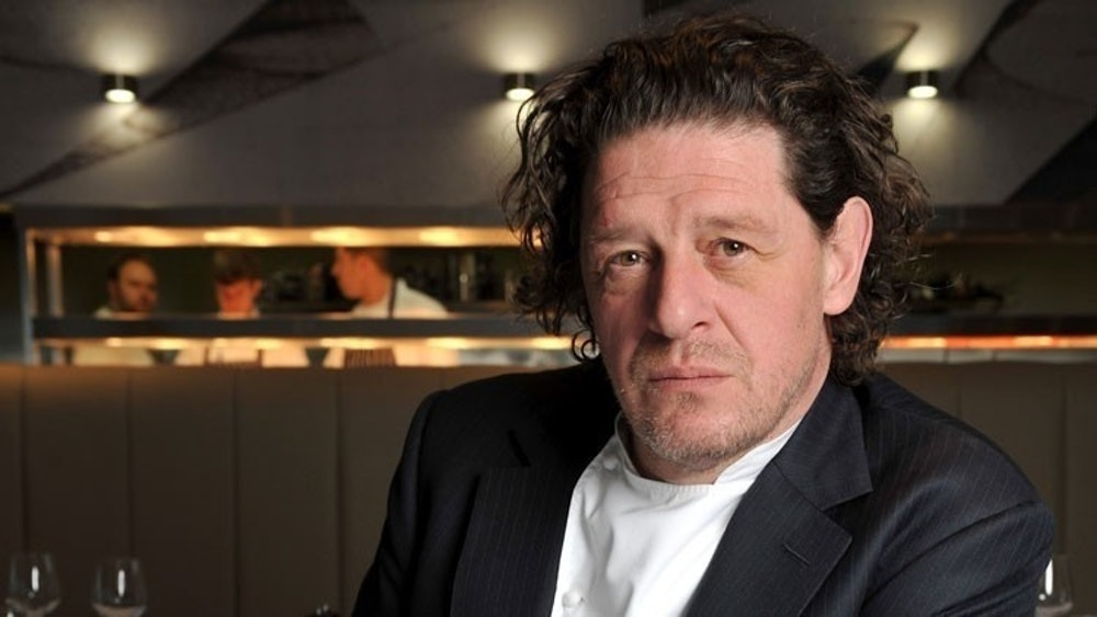 Russell Crowe will play chef Marco Pierre White in a film about his life