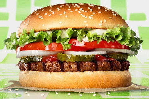 Burger King's new 'vegan' burger is actually not suitable for vegans