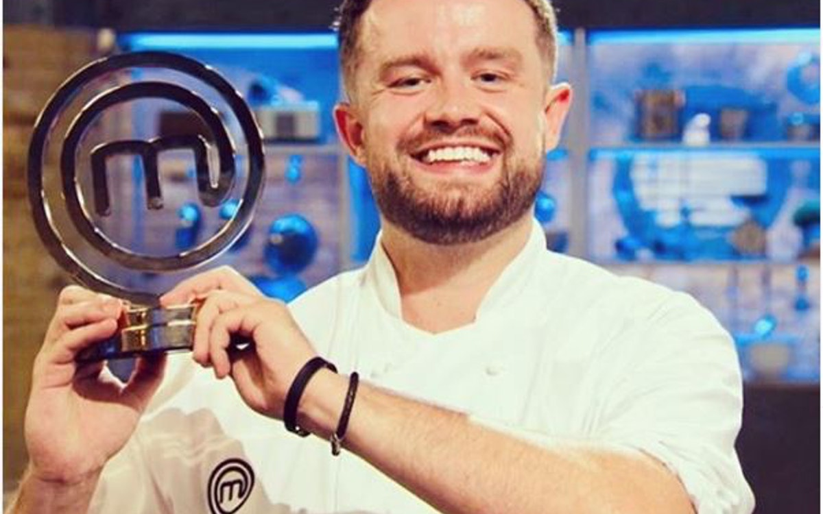 MasterChef: The Professionals finalist Sven-Hanson Britt smashes crowdfunding target for London restaurant