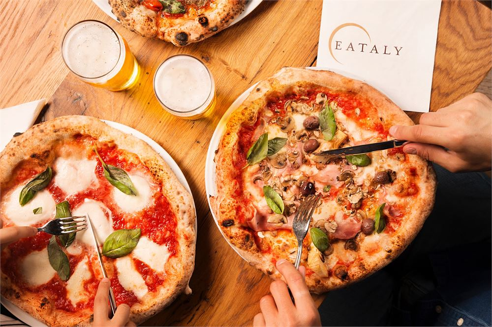 Eataly London: A complete guide to the world-famous Italian food hall