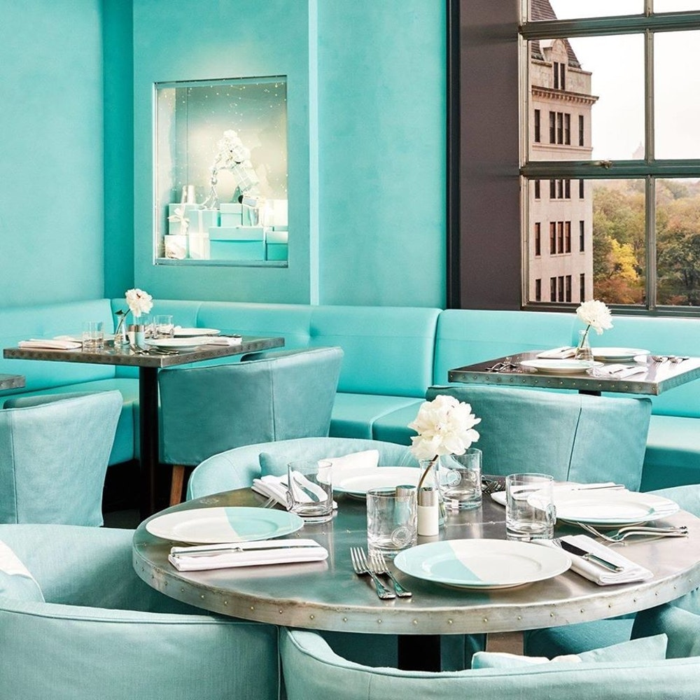 Tiffany & Co. To Open A Blue Box Cafe In Harrods London
