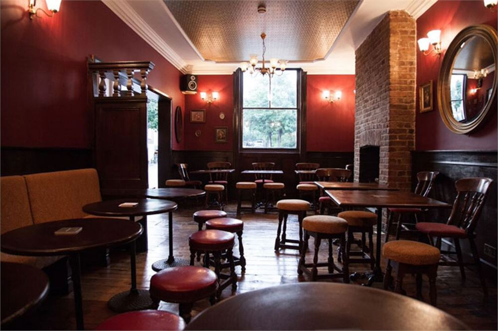 The Chesham Arms Hackney