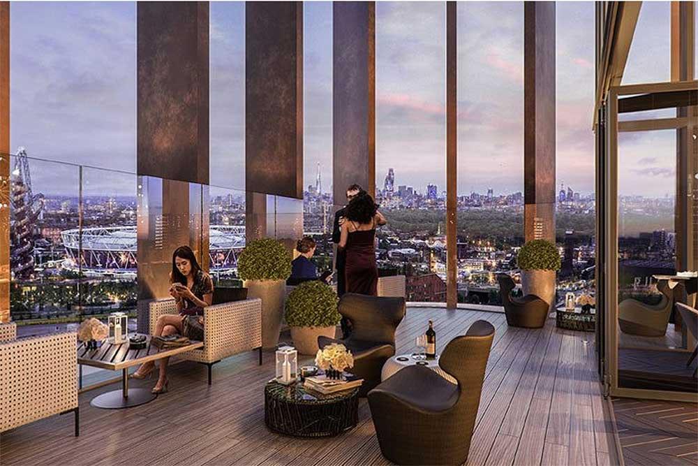 New luxury hotel, The Gantry, to open in Stratford