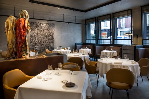 Michelin-starred restaurant The Square forced to close mid lunch service