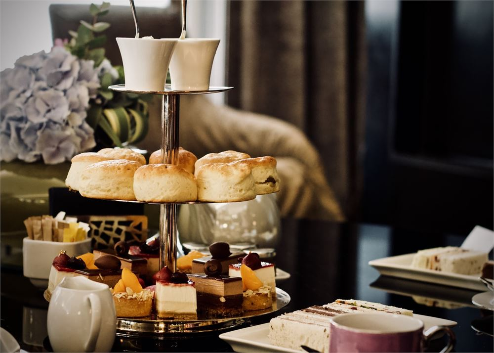 10 spots for afternoon tea in Nottingham