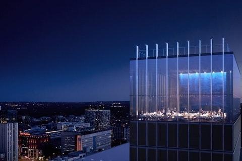 D&D London set to open rooftop restaurant in Birmingham's tallest office building