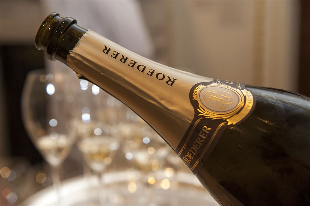 Why Louis Roederer Champagne is always the perfect match