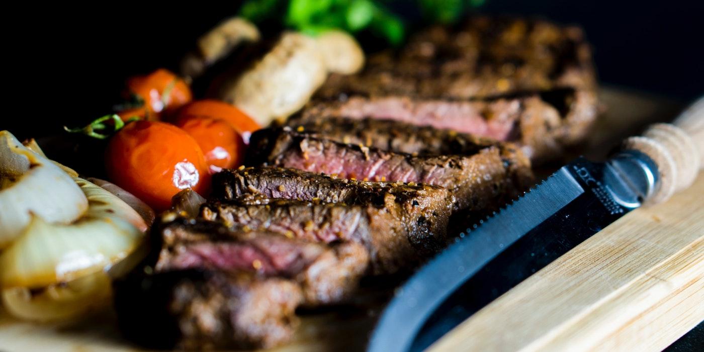 Restaurant slammed for offering smaller 'ladies' steak