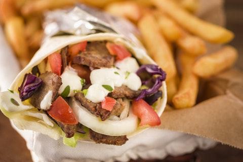 Man opens kebab shop on-board London bus