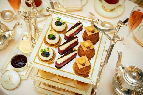 The best afternoon teas in London: 27 of the most luxurious ways to enjoy cake and a cuppa in the capital