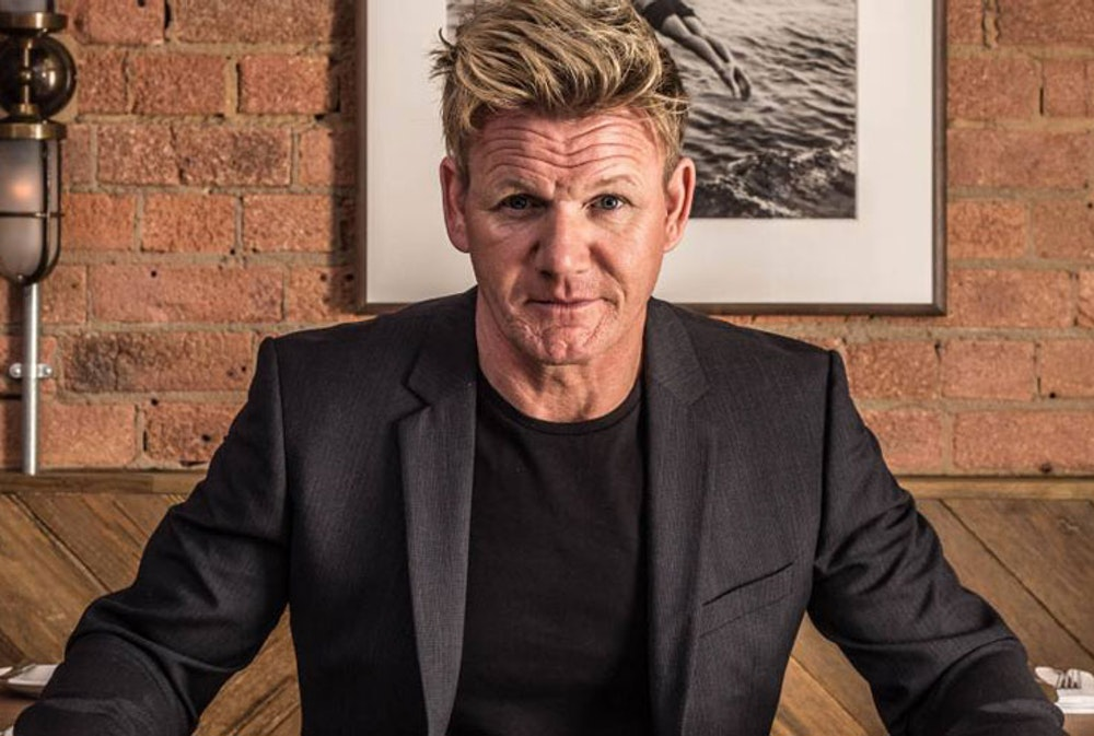 Gordon Ramsay reveals secret to three stone weight loss