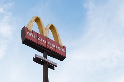 McDonald's has launched its first gold VIP card and you don't have to be a celebrity to get one