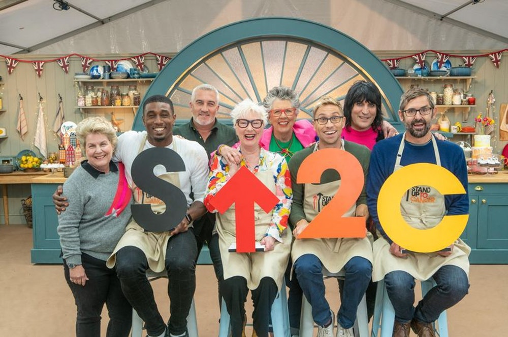 The Great Celebrity Bake Off 2020: The full line-up, the judges, what happened and more