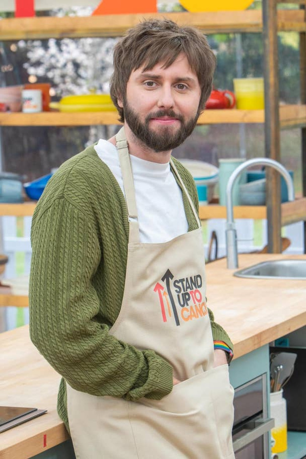 The Great Celebrity Bake Off is back for Stand Up To Cancer