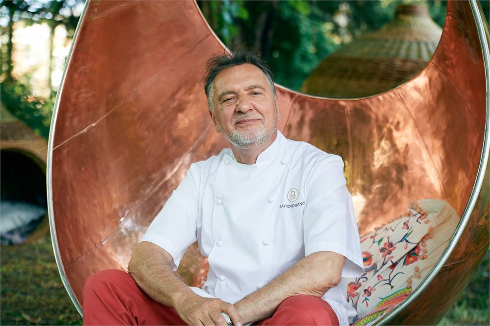 "Raymond Blanc interview: ""I love and worship gardens and vegetables"""