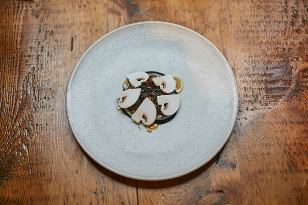 The Clove Club London tasting menu