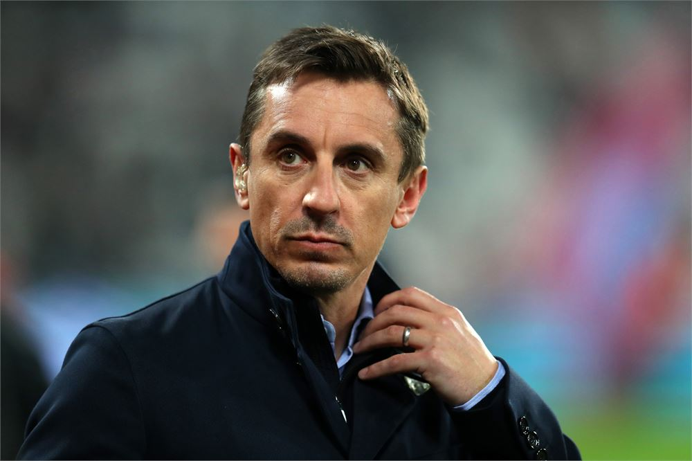 Gary Neville gives all his hotel rooms to NHS workers who need to self isolate, for free