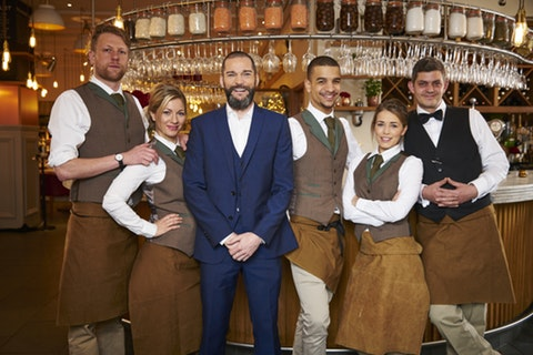 First Dates star Fred Sirieix announces his engagement