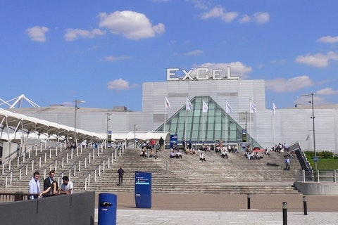London's Excel Centre set to become temporary hospital during Covid-19