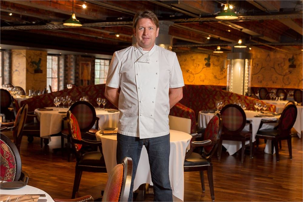 James Martin speaks out about