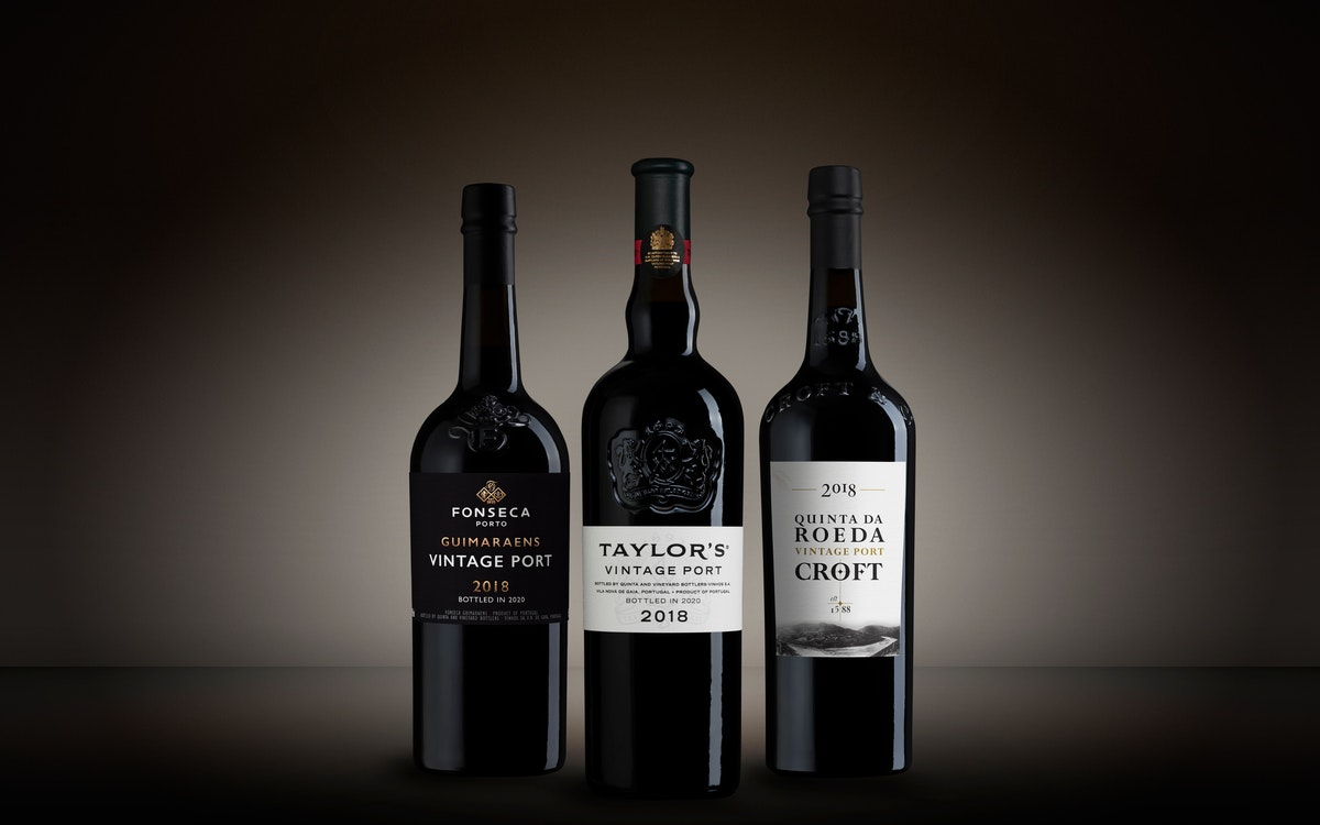 2018 declared a vintage year for Taylor's Port