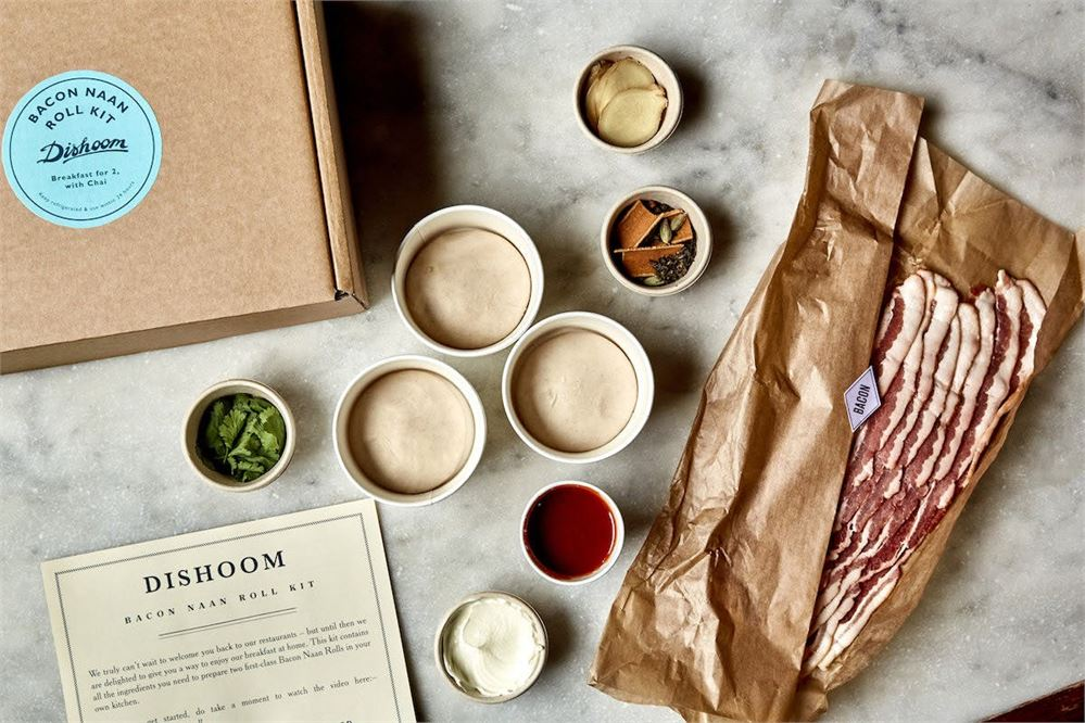 DIY restaurant meal Kits: 37 London and UK-wide ways to get chef-created dishes dropped to your door