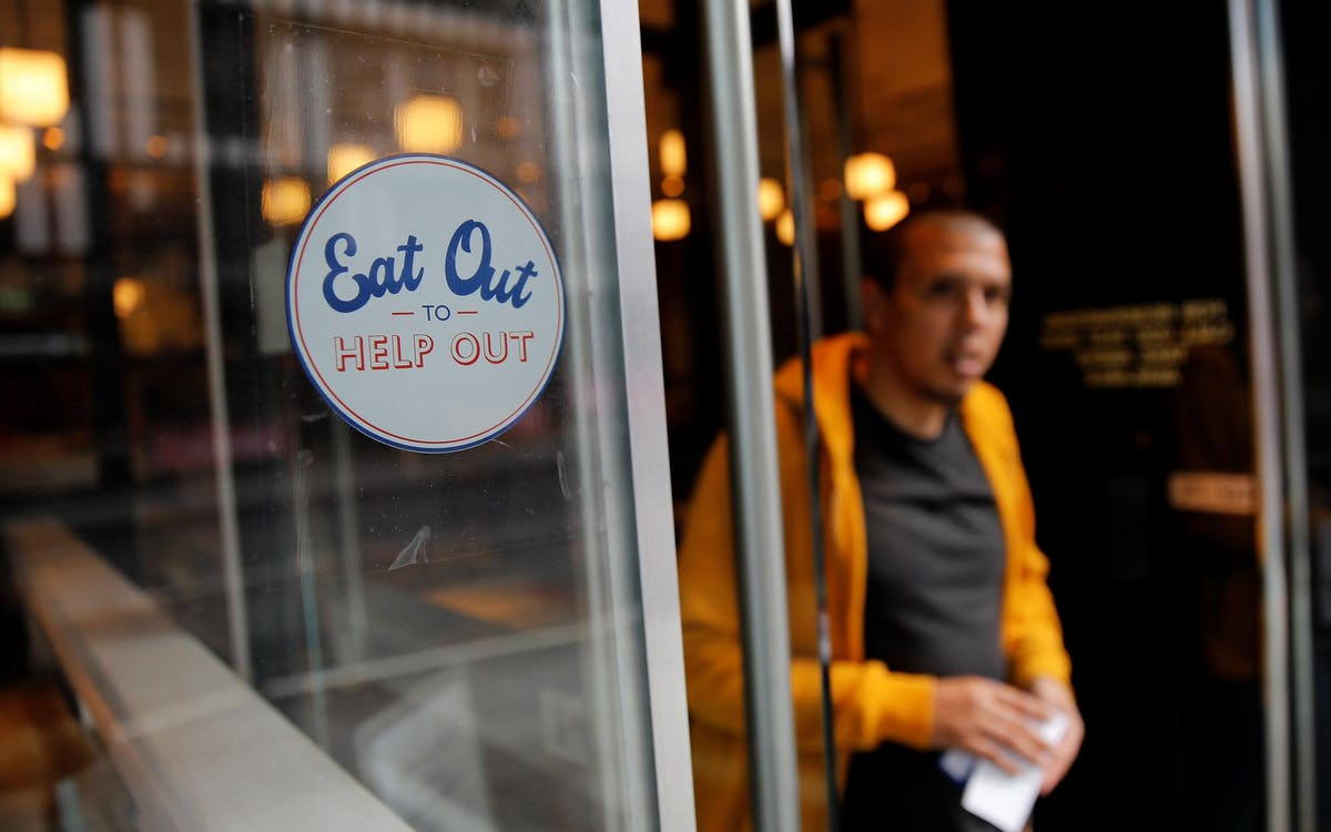Restaurants to be investigated after shrinking portion sizes during Eat Out to Help Out scheme