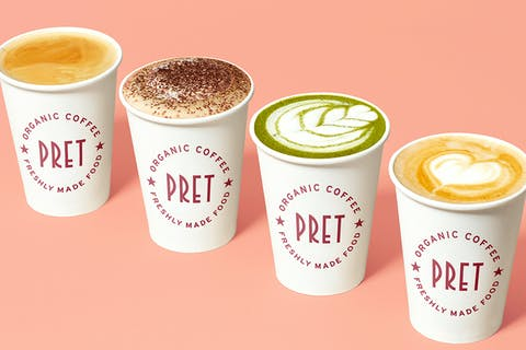 Pret launches new coffee subscription service costing just £20 a month