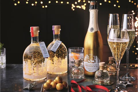 M&S release teaser of new Christmas food range for 2020 (and the future looks bright and boozy!)