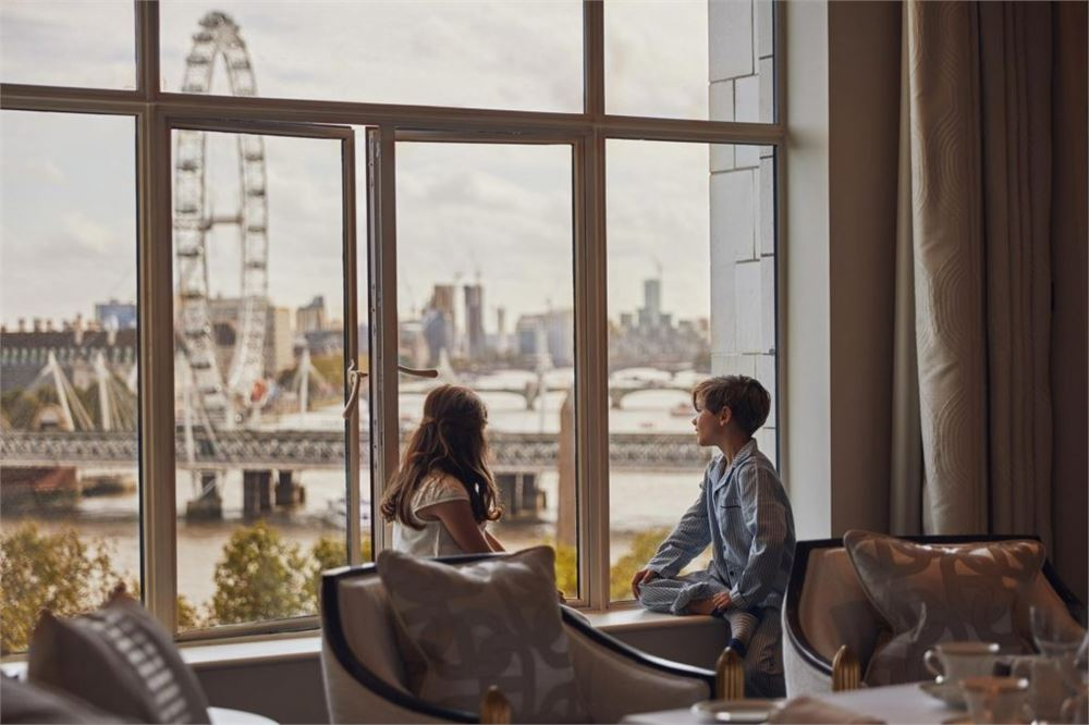 The Savoy offers stunning riverside suites for private dining for the first time ever