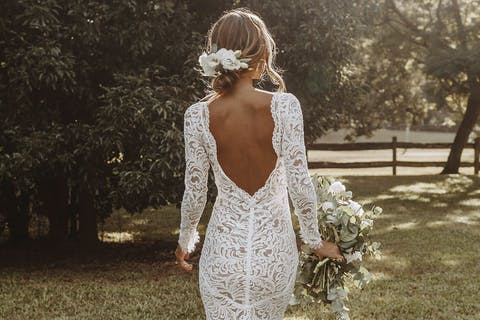 The best long sleeve wedding dresses for 2021