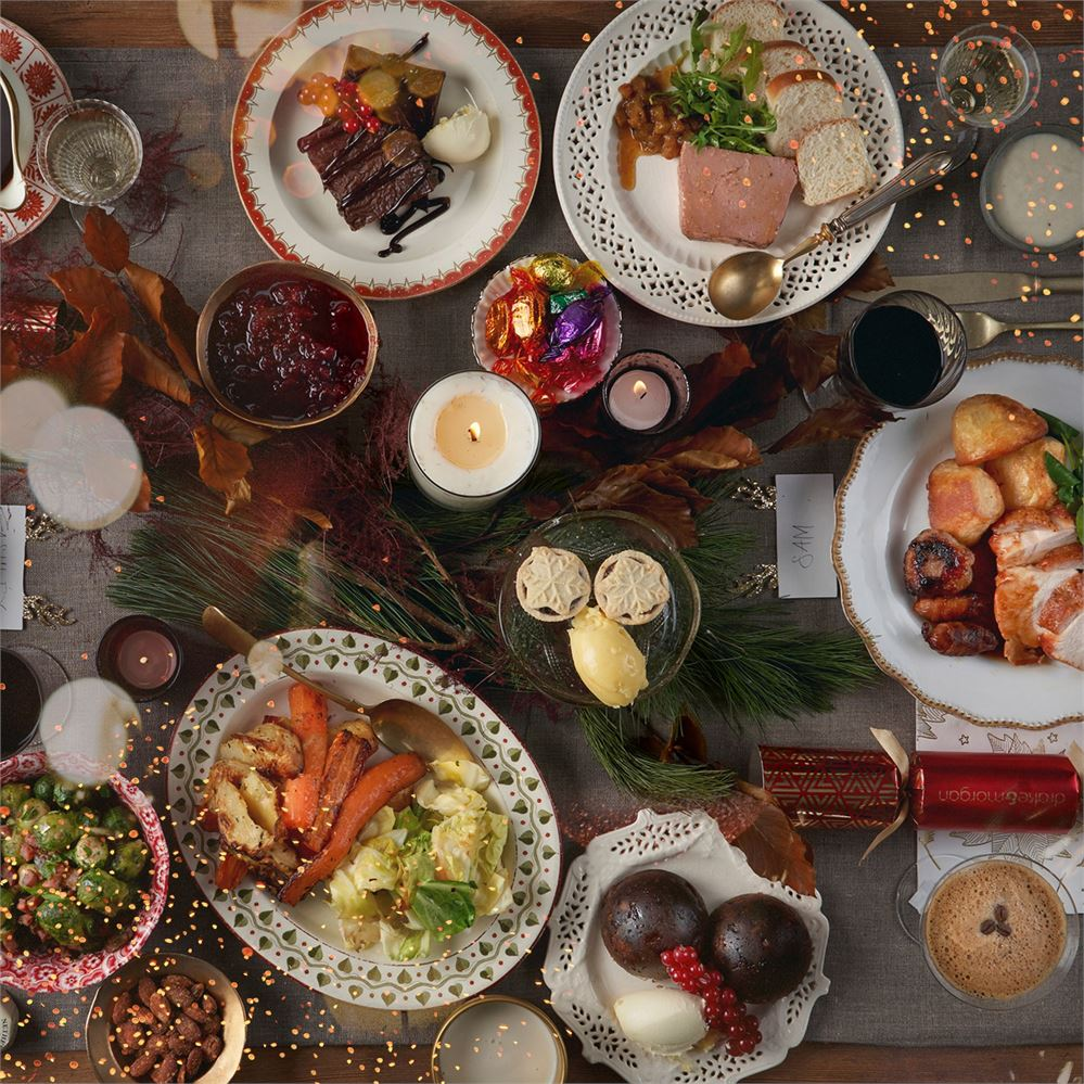 Christmas Dinner In A Box 2021 Christmas Dinner Delivery 18 Of The Best Recipe Boxes For 2021
