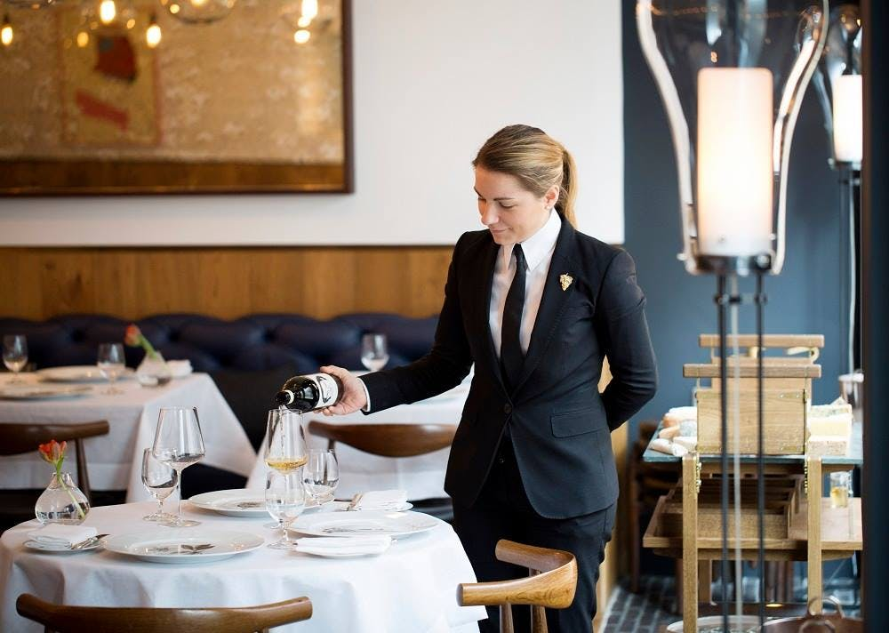 10 of the best restaurants for business lunches in London