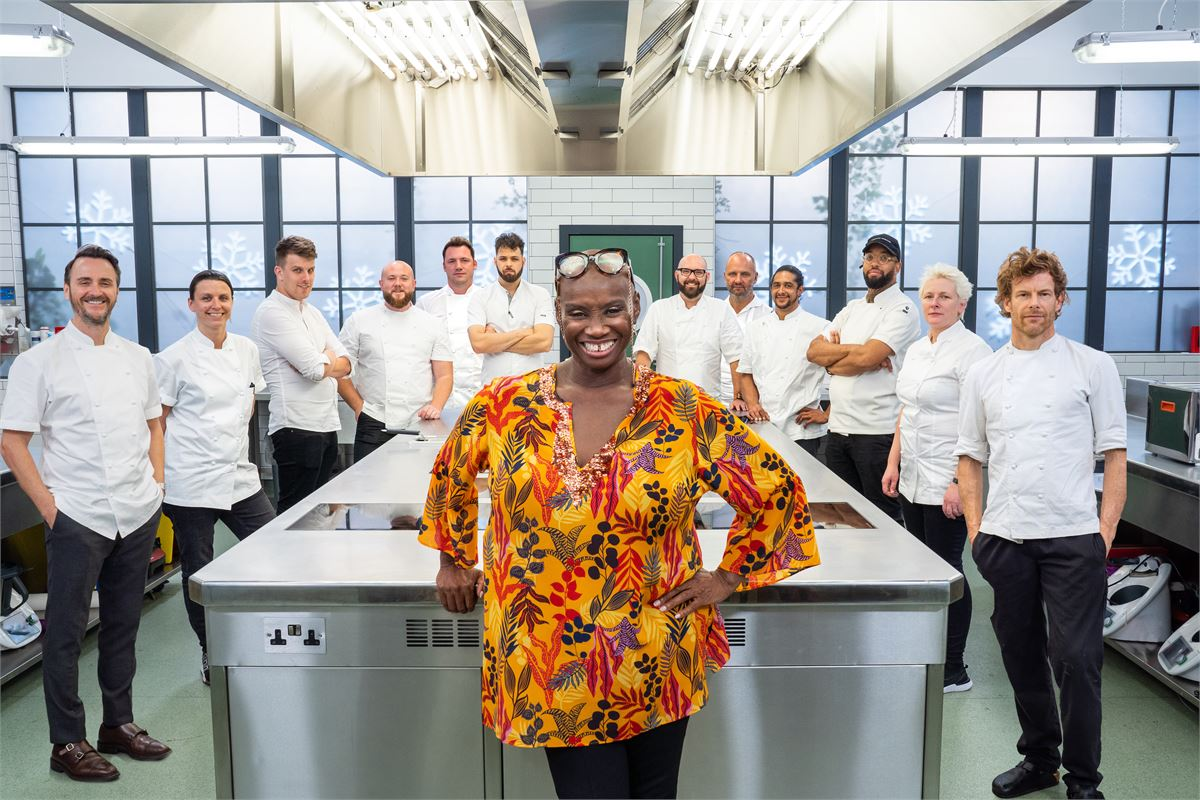 Great British Christmas Menu 2020: Who are the contestants? Who