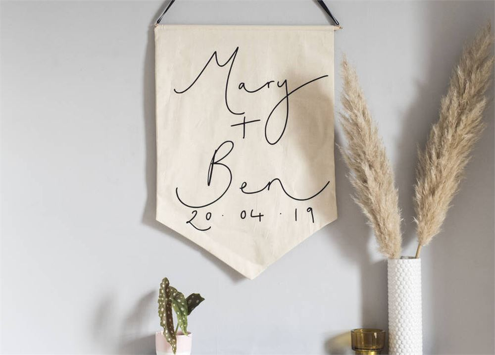 2nd wedding anniversary gifts: Romantic cotton present ideas they'll love