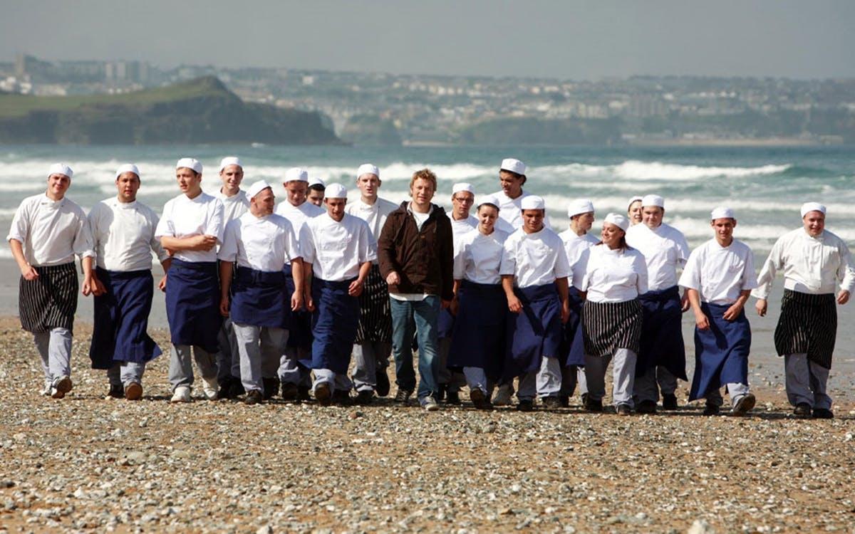 Former Jamie Oliver staff win £200,000 compensation claim