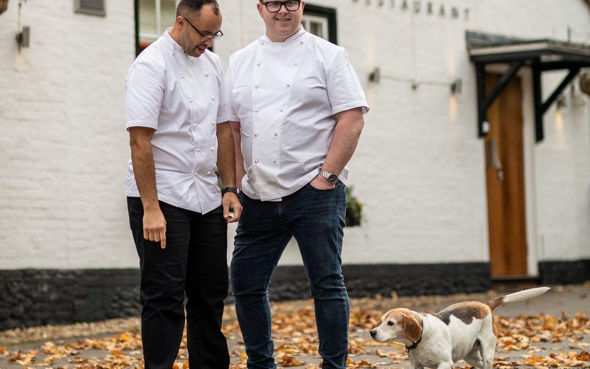 Ryan & Liam Simpson-Trotman interview: