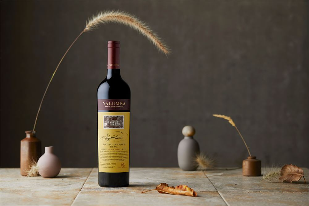 Yalumba's 'The Signature': The red wine that will be the star of your Christmas table