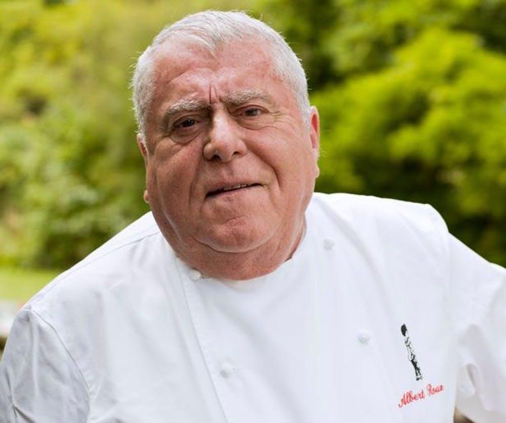 Chef Albert Roux dies aged 85