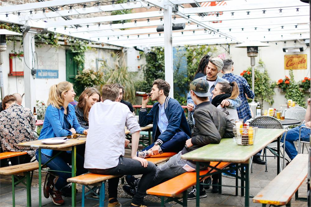 30 of the best beer gardens London has to offer