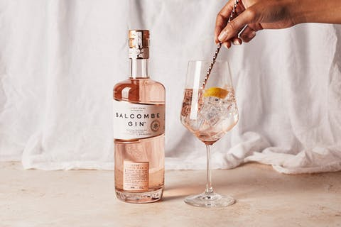 14 of the best pink gin brands to try this year