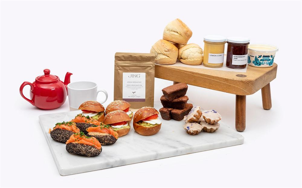 Afternoon tea delivery near me: Scrumptious options that deliver to London and the UK