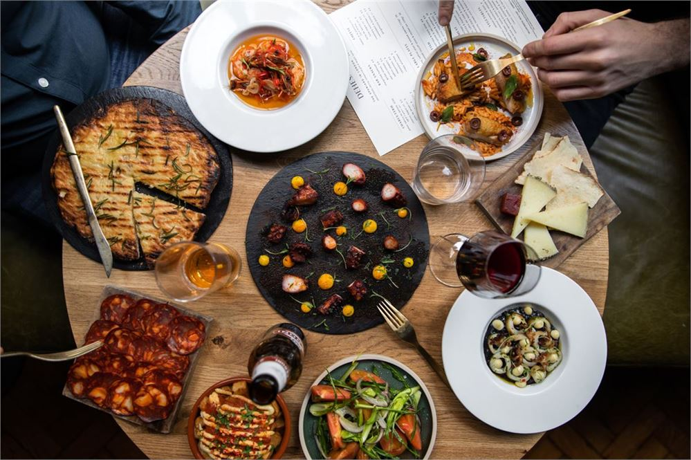 25 of the best tapas restaurants London has to offer