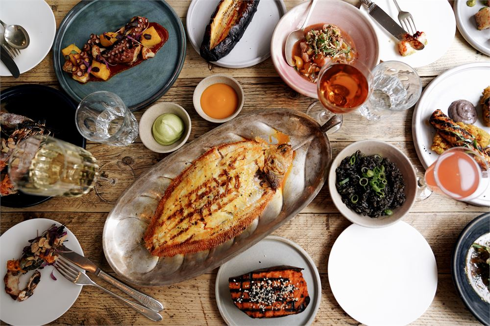 24 of the best fish and seafood restaurants London has to offer