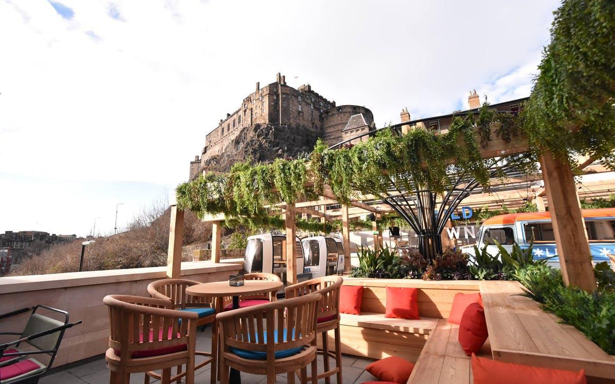 Best outdoor restaurants Edinburgh: 14 incredible al fresco dining spots in the Scottish capital