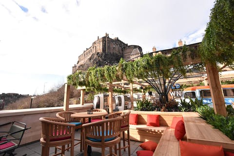 Best outdoor restaurants Edinburgh: 14 incredible al fresco dining spots in the Scottish capital