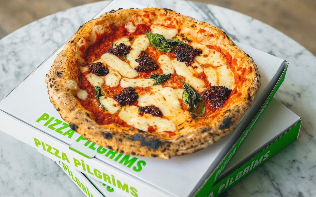 Pizza Pilgrims announces eight new openings