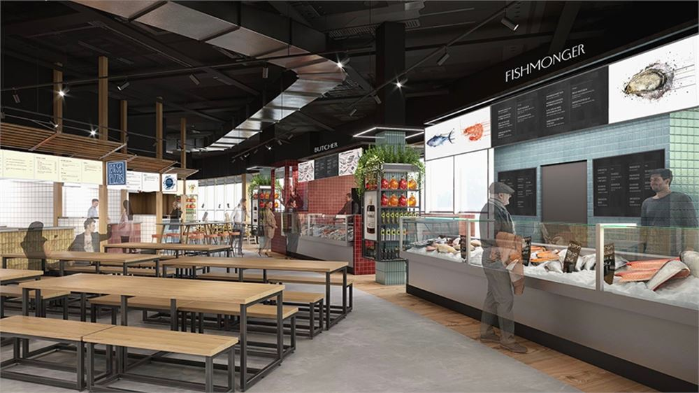 Bonnie & Wild: A guide to Edinburgh's first food hall
